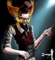 Zargo the Ringmaster by GSalvador