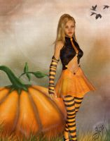 ::Punkin's Wish:: by JunkbyJen