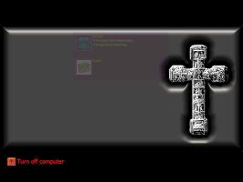 The Cross by rycher