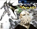 Batman_Bane_Alien by thepunisherone