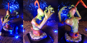 Chanting Abe Bust - Oddworld by LewisMoss
