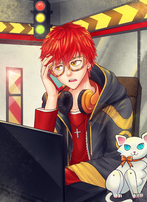 707 EXTREMEly overworked :'D by Chaloddi