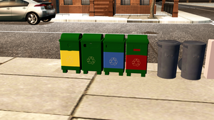 Foster St. Recycling by NochTec