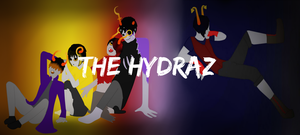 THE HYDRAZ *poster size* by XxLaLa-Chan5000xX