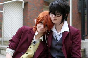 Young Sarumi Shoot - VII by the-xiii-hour