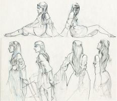 Figure Drawing! by JerrySabatini