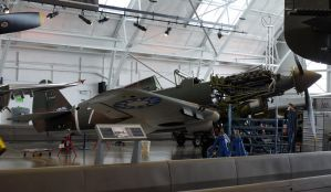 Curtiss P-40C by shelbs2