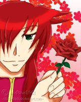 The Rose's Thorns -YYH- by o0bubbleheadz0o