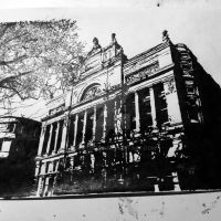 Architecture in Ink 1 by JGArtistry