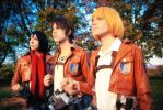 A New Day Has Come - SnK Cosplay by DakunCosplay