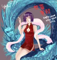 2012 Rise Of the Dragon by FeliciaXD