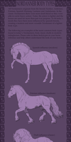 Nordanner Body Types by Cloudrunner64