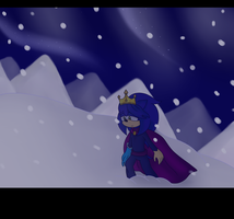 Frozen Sonic +Let It Go Sequence+ by XEver-Blue-ZoneCopX