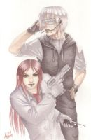 Hit Pic 30k - Don and Sora by pika