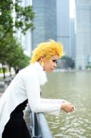 Fate, Gilgamesh: King of Babylon by cure-pain