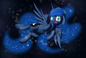 Princess Luna by Avizo-23