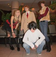We Are Death Note- ONE by Zikki-chan