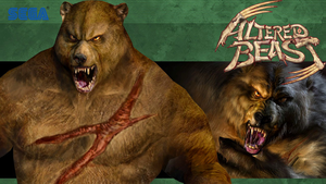 Project Altered Beast (PS2): Grizzly - Wallpaper by Blood-PawWerewolf