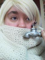 APH: Russia Cosplay: Buried by AmaranthBlacktree