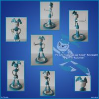 XJ-9/Jenny Sculpt by TFreckles