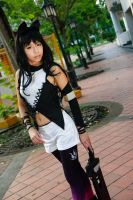 RWBY - Blake Belladonna by Xeno-Photography
