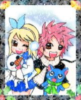 Fairy tail Snow by KawaiiDarkAngel