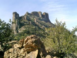 Casa grande (3) - Big Bend, TX by my-dog-corky