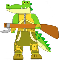 Kenny Croc by jacobyel