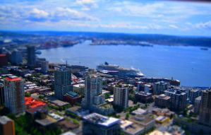 Mini Seattle by BioNrd