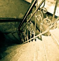 Stairway to... by blackblessing