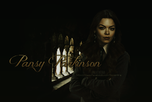 Pansy Parkinson by N0xentra