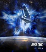 STAR TREK COMPLETE CREW POSTER by tanman1