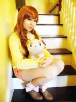 Bee and Puppycat by SamaiMurai