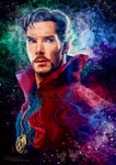 Doctor Strange by sophiecowdrey