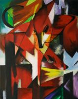 From Franz Marc by xforgetmenotx