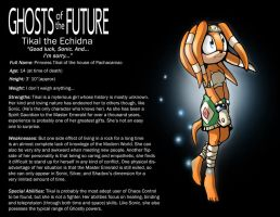 Ghosts of the Future: Tikal by EvanStanley