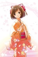Acen Postcard to Sale: Kawami-2 by AmberClover