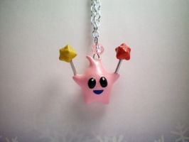 Hungry Luma Necklace by stevoluvmunchkin