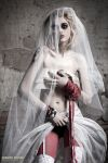 Marriageable girl by Olegito