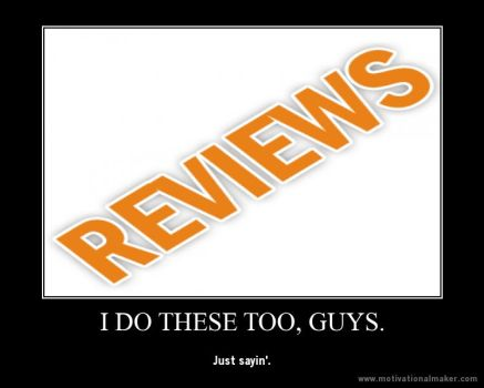 Review Awareness by slyboyseth