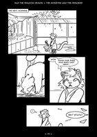 The Monster and the Princess - Page 19 by Thalateya