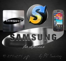 Samsung Rogue for ObjectDock by PoSmedley