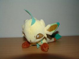 Nintendo Small Leafeon 3 by Toy-Ger