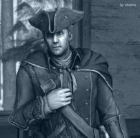 U and I (Haytham gif) by shatinn