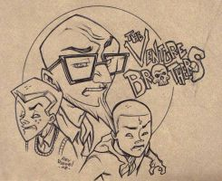 the ventures are back by illustrated1