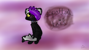 GIFTART: SpottedTail by InvaderRain100