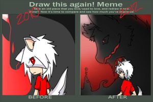 draw again meme by ErickDoodles