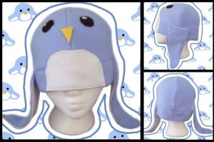 Penguin Hat by 20f3