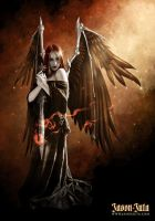 Angel of Death by jasonjuta
