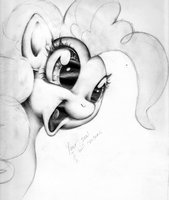 Pinkie Pie by carlotta-guidicelli